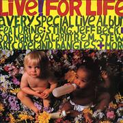 Click here for more info about 'Various-Pop - Live! For Life'