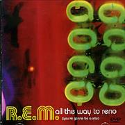 Click here for more info about 'REM - All The Way To Reno - DVD Single'