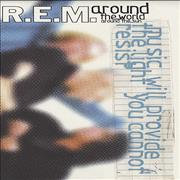 Click here for more info about 'REM - Around The World Around The Sun'