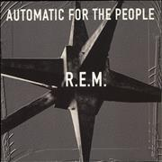 Click here for more info about 'REM - Automatic For The People - 1st - VG'