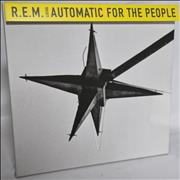 REM Automatic For The People - 25th Anniversary Edition UK cd album box set