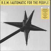 Click here for more info about 'REM - Automatic For The People - Sealed'