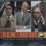 Click here for more info about 'REM - Bad Day - Sealed'