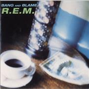 Click here for more info about 'REM - Bang And Blame'