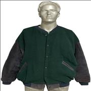 Click here for more info about 'REM - Baseball Jacket - Out Of Time - Size XXL'
