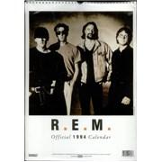 Click here for more info about 'REM - Calendar 1994 - Danilo'