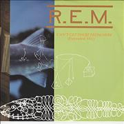 "REM Can't Get There From Here - Extended Mix UK 12"" vinyl"
