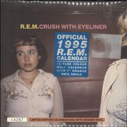 Click here for more info about 'REM - Crush With Eyeliner - Sealed!'