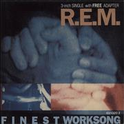 Click here for more info about 'Finest Worksong'