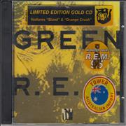 Click here for more info about 'REM - Green World Tour 1989 - Gold Tour CD'