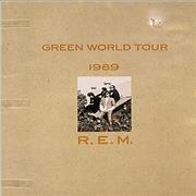 Click here for more info about 'REM - Green World Tour 1989 - Part Three'