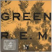 REM Green UK vinyl LP