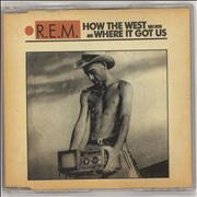 Click here for more info about 'REM - How The West Was Won'