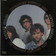 Click here for more info about 'REM - Interview Picture Disc'