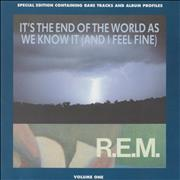 Click here for more info about 'REM - It's The End Of The World - Volume 1'