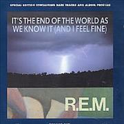 Click here for more info about 'REM - It's The End Of The World'