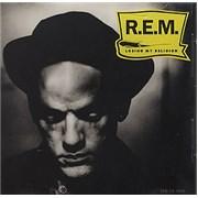 REM Losing My Religion USA CD single Promo