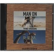 REM Man On The Moon UK CD single