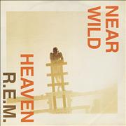 "REM Near Wild Heaven - EX UK 12"" vinyl"