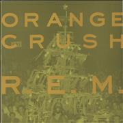 Click here for more info about 'REM - Orange Crush - Orange Vinyl'