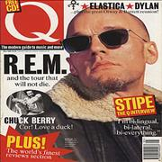 Click here for more info about 'REM - Q Magazine - May 1995'