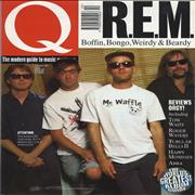 Click here for more info about 'REM - Q Magazine'