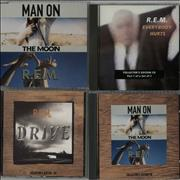 Click here for more info about 'REM - Quantity of Ten CD Singles'