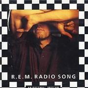 REM Radio Song UK CD single