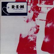 REM Rapid Mouth Movement - Green Vinyl UK vinyl LP