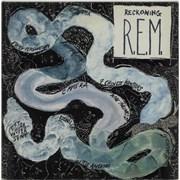 REM Reckoning - Ex UK vinyl LP
