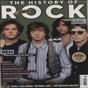 REM The History Of Rock: 1988 UK magazine