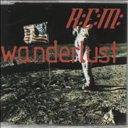 REM Wanderlust UK 2-CD single set