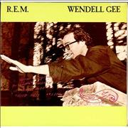 "REM Wendell Gee - Double Pack UK 7"" vinyl"