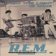 Click here for more info about 'REM - When The Light Is Mine - The Best Of The I.R.S. Years'