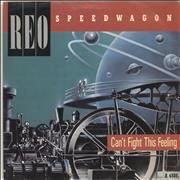 Click here for more info about 'R.E.O. Speedwagon - Can't Fight This Feeling - Jukebox - P/S'