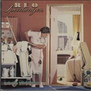 Click here for more info about 'R.E.O. Speedwagon - Good Trouble - EX + insert'
