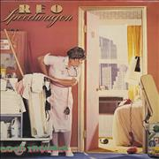 Click here for more info about 'R.E.O. Speedwagon - Good Trouble - EX'