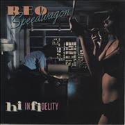 Click here for more info about 'R.E.O. Speedwagon - Hi Infidelity'