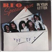 Click here for more info about 'R.E.O. Speedwagon - In Your Letter'