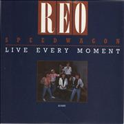 Click here for more info about 'R.E.O. Speedwagon - Live Every Moment'