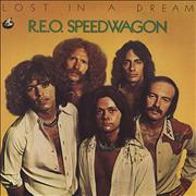 Click here for more info about 'R.E.O. Speedwagon - Lost In A Dream'