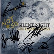 Click here for more info about 'R.E.O. Speedwagon - Not So Silent Night - Christmas With REO Speedwagon - Signed'