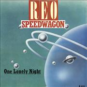 Click here for more info about 'R.E.O. Speedwagon - One Lonely Night'