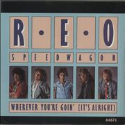 Click here for more info about 'R.E.O. Speedwagon - Wherever You're Goin' [It's Alright]'