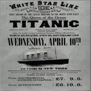 Click here for more info about 'Reproduction Of White Star Line Poster - Autographed'