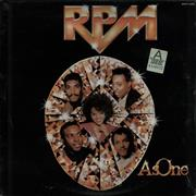 Click here for more info about 'RPM - As One - Sealed'