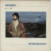 Click here for more info about 'Rab Noakes - Waiting Here For You - advance'