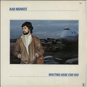 Click here for more info about 'Rab Noakes - Waiting Here For You'