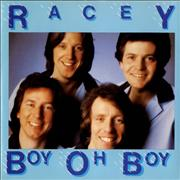 Click here for more info about 'Racey - Boy Oh Boy - P/S'