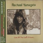Click here for more info about 'Rachael Yamagata - Live At The Loft & More...'